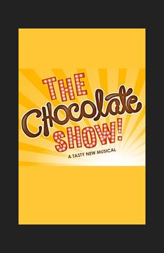 The Chocolate Show, 47th Street Theatre, NYC Show Poster