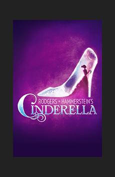 Rodgers + Hammerstein's Cinderella,, NYC Show Poster