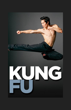 Kung Fu, The Pershing Square Signature Center/The Irene Diamond Stage, NYC Show Poster