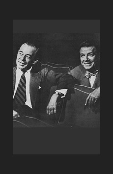 The Sound of Their Music: Rodgers & Hammerstein at 54 Below, Feinstein's/54 Below, NYC Show Poster