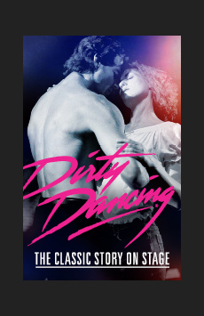 Dirty Dancing,, NYC Show Poster