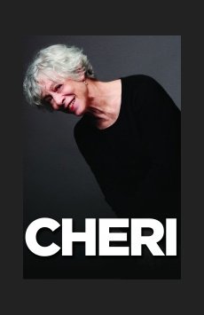 Cheri, The Pershing Square Signature Center/The Irene Diamond Stage, NYC Show Poster