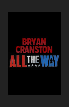 All the Way, Neil Simon Theatre, NYC Show Poster