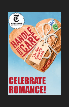 Handle With Care, Westside Theatre , NYC Show Poster