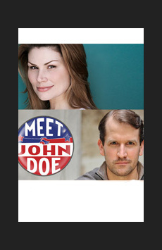 Meet John Doe, Feinstein's/54 Below, NYC Show Poster