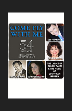 Come Fly With Me,, NYC Show Poster