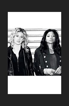 Caissie Levy, Rebecca Naomi Jones & Juliana Nash,, NYC Show Poster