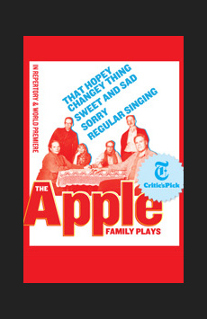 Regular Singing, Joseph Papp Public Theater/Anspacher Theater		, NYC Show Poster