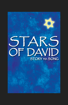 Stars of David, DR2, NYC Show Poster