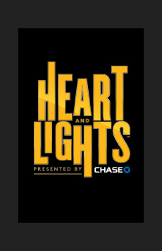 Heart & Lights,, NYC Show Poster