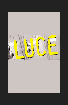 Luce,, NYC Show Poster