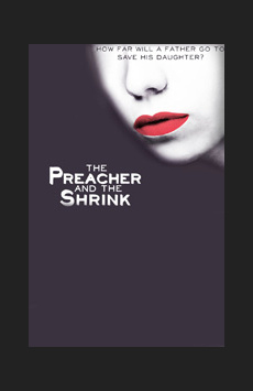 The Preacher and the Shrink, The Beckett Theatre (Theatre Row), NYC Show Poster