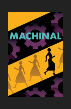 Machinal, American Airlines Theatre, NYC Show Poster