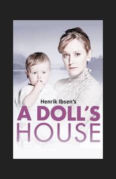 A Doll's House,, NYC Show Poster