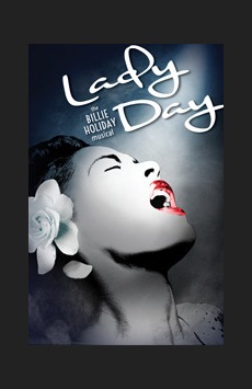 Lady Day,, NYC Show Poster