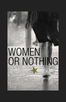 Women or Nothing, Atlantic Theater Company, NYC Show Poster
