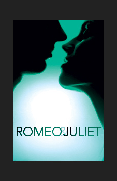 Romeo & Juliet, Classic Stage Company, NYC Show Poster