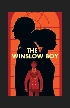 The Winslow Boy, American Airlines Theatre, NYC Show Poster