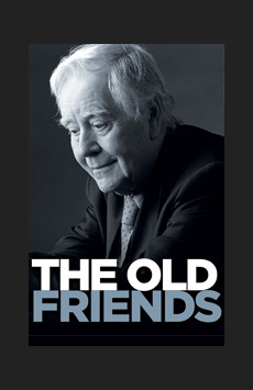 The Old Friends,, NYC Show Poster