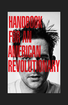 Handbook For An American Revolutionary, The Gym at Judson Memorial Church, NYC Show Poster