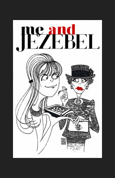 Me & Jezebel, Snapple Theater Center, NYC Show Poster