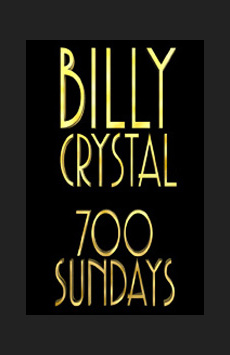 700 Sundays, Imperial Theatre, NYC Show Poster