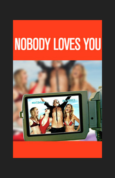Nobody Loves You, Tony Kiser Theatre, NYC Show Poster