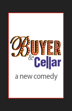 Buyer & Cellar,, NYC Show Poster