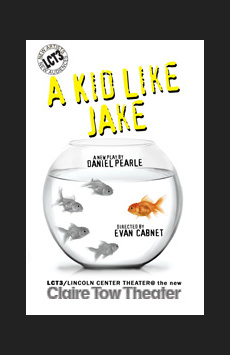 A Kid Like Jake, Claire Tow Theatre, NYC Show Poster