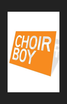 Choir Boy, Manhattan Theatre Club, NYC Show Poster