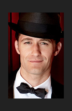 Up Close and Personal With Matthew Morrison,, NYC Show Poster