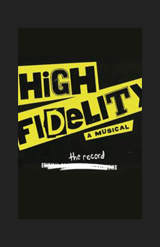 High Fidelity in Concert, Feinstein's/54 Below, NYC Show Poster