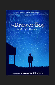 The Drawer Boy,, NYC Show Poster