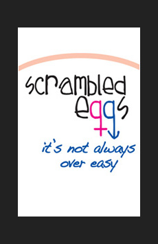 Scrambled Eggs, The Beckett Theatre (Theatre Row), NYC Show Poster