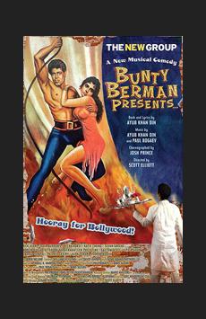 Bunty Berman Presents,, NYC Show Poster