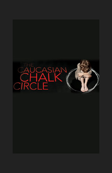 The Caucasian Chalk Circle,, NYC Show Poster