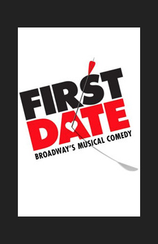 First Date at 54 Below,, NYC Show Poster