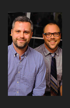 Chris Miller & Nathan Tysen, Feinstein's/54 Below, NYC Show Poster