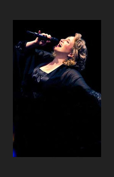 Patricia Racette: Diva on Detour, Feinstein's/54 Below, NYC Show Poster