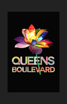 Queens Boulevard, The Lion Theatre (Theatre Row), NYC Show Poster