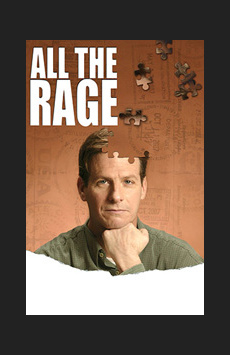 All the Rage, Peter Jay Sharp Theater, NYC Show Poster