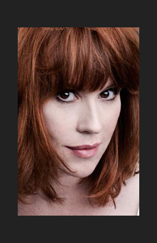 Molly Ringwald, Feinstein's/54 Below, NYC Show Poster