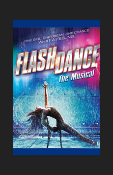 Flashdance,, NYC Show Poster