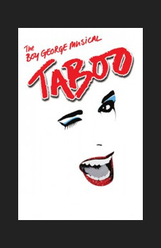 Taboo,, NYC Show Poster