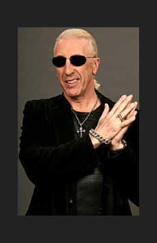 Dee Snider: Dee Does Broadway & Holiday Favorites, Feinstein's/54 Below, NYC Show Poster
