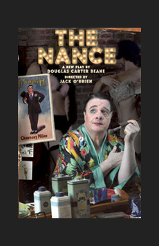 The Nance, Lyceum Theatre, NYC Show Poster