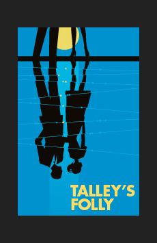 Talley's Folly, Laura Pels Theatre, NYC Show Poster