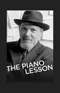The Piano Lesson,, NYC Show Poster