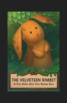 The Velveteen Rabbit, DR2, NYC Show Poster