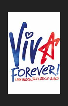 Viva Forever!,, NYC Show Poster